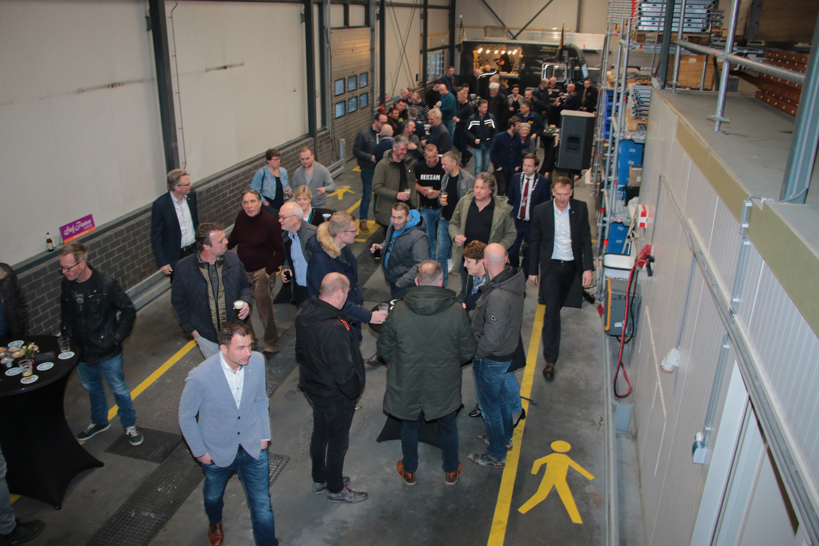Opening Layher Meppel