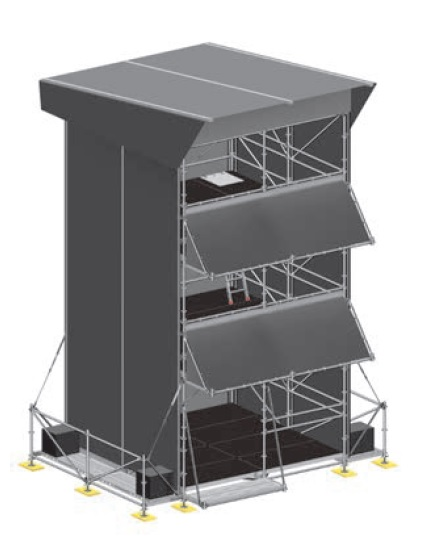 Layher Foh Tower