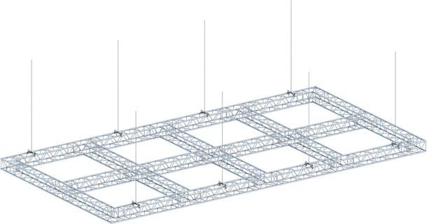 Layher Truss systems