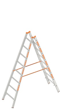 Layher TOPIC dubbele ladder Art nr: 1039-xxx