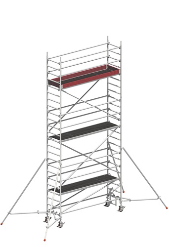Layher Uni 75 rolling tower