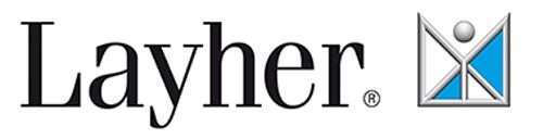 Layher Logo DE